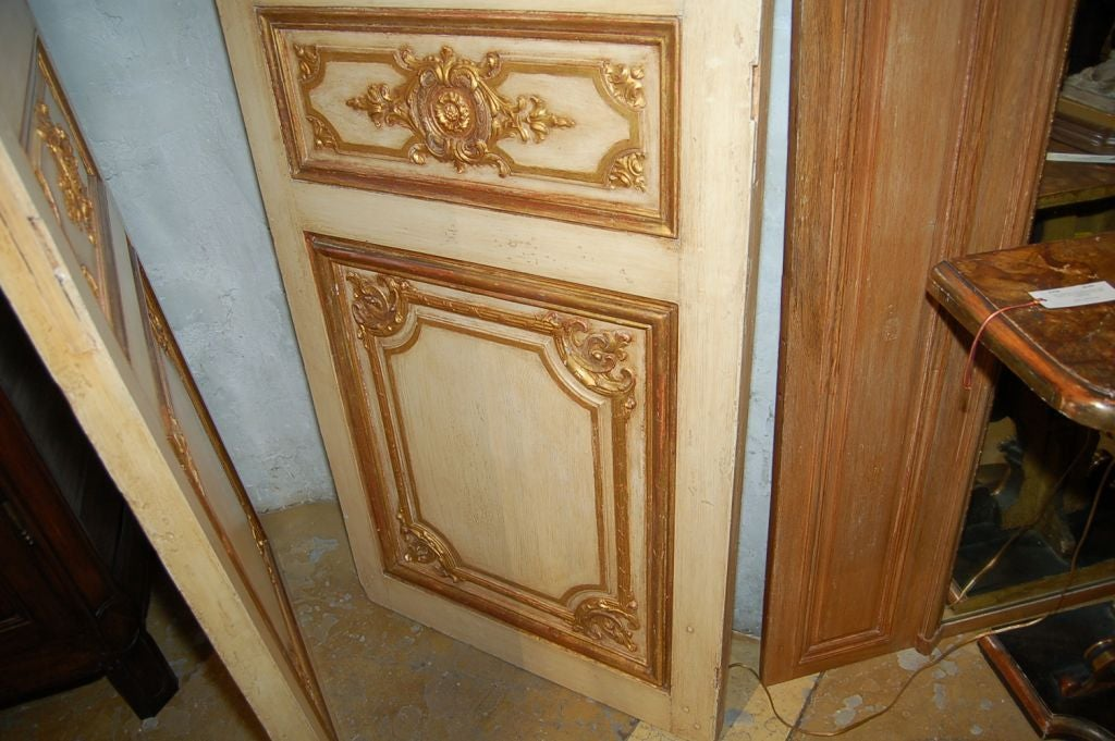 Doors 18th Century French Chateau  4
