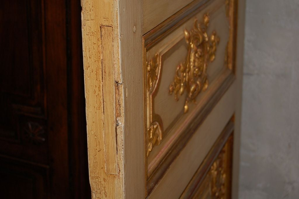 Doors 18th Century French Chateau  6