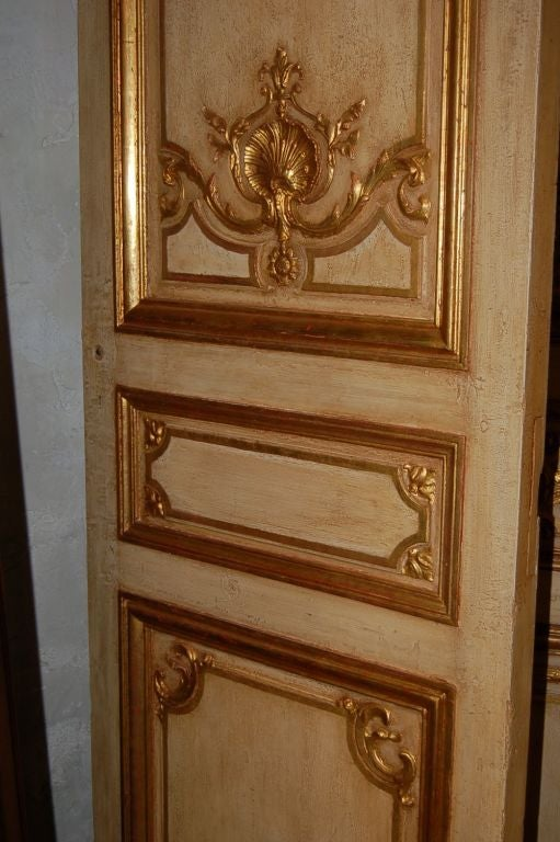 Doors 18th Century French Chateau  7