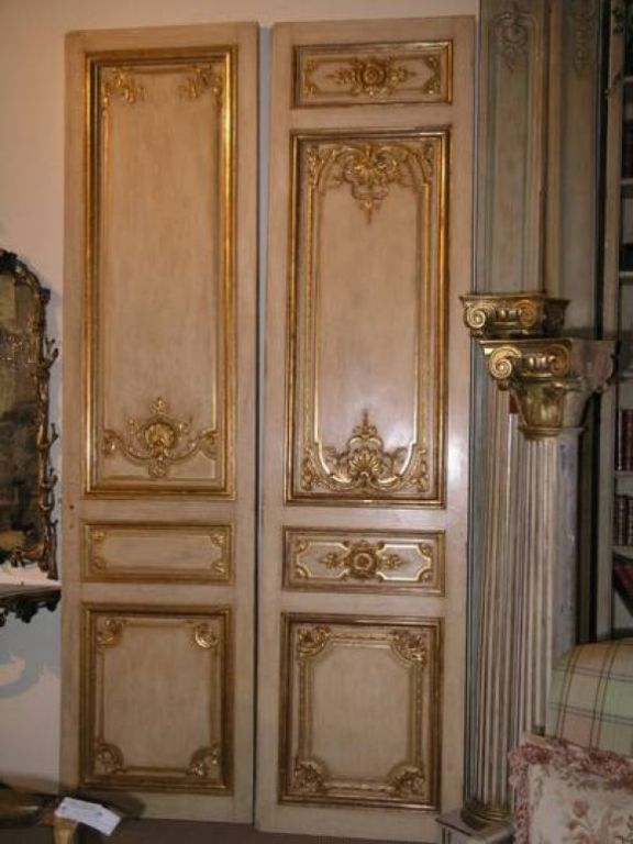 Grand 18th Century French Chateau Doors For Sale At 1stdibs