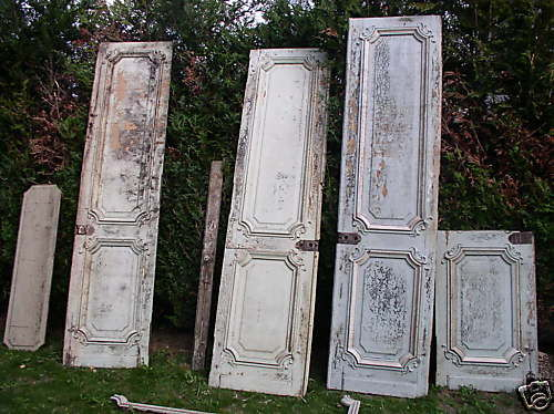 Pair 18th Century French Chateau Doors 1 & Pair 18th Century French Chateau Doors For Sale at 1stdibs Pezcame.Com