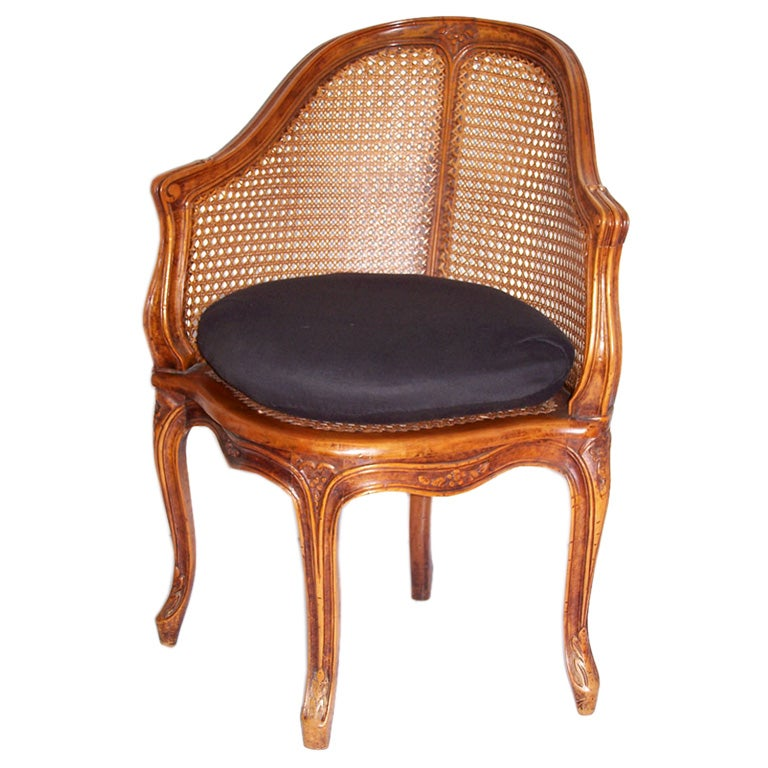 French Chaise De Bureau At 1stdibs