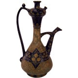 Large Amphora Secessionist Style Ewer