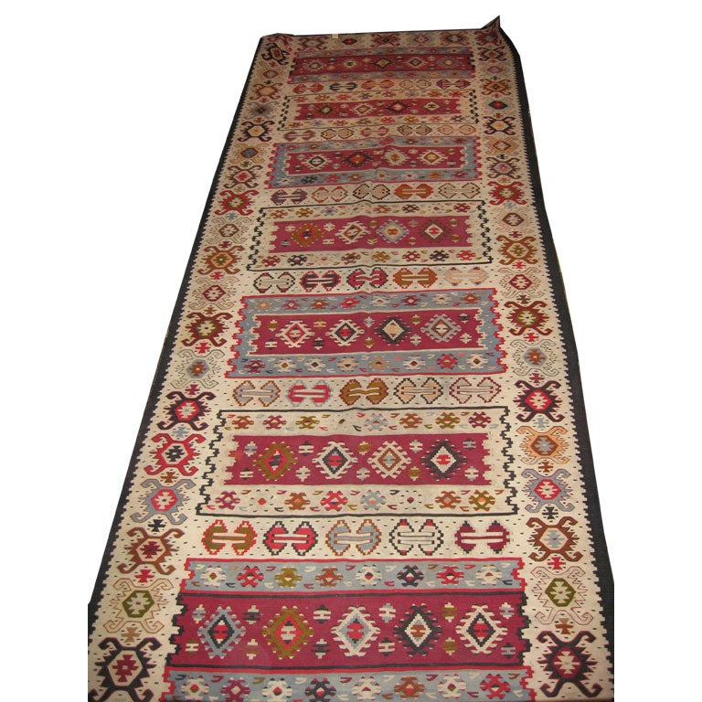 Sharkoy Antique Kilim