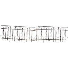 Veranda Wrought Iron Fence