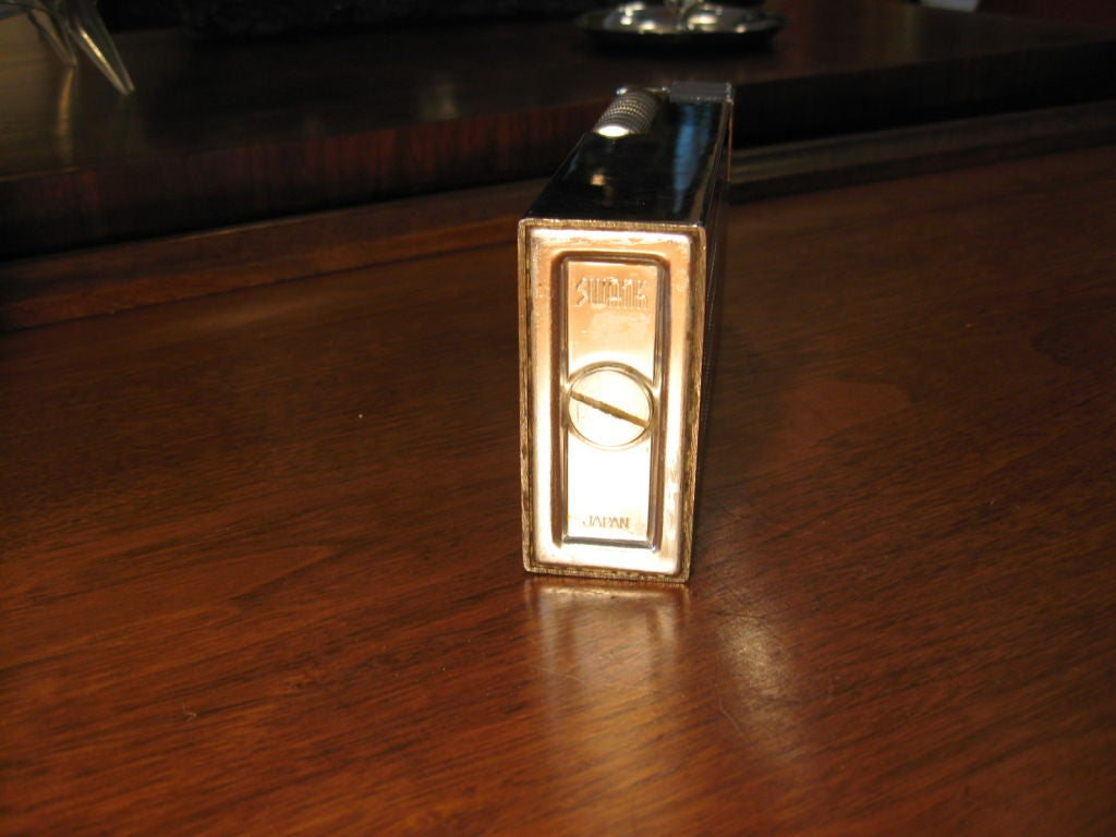 Large Midcentury Lighter 4