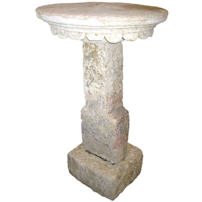 Masonry Garden Table For Sale