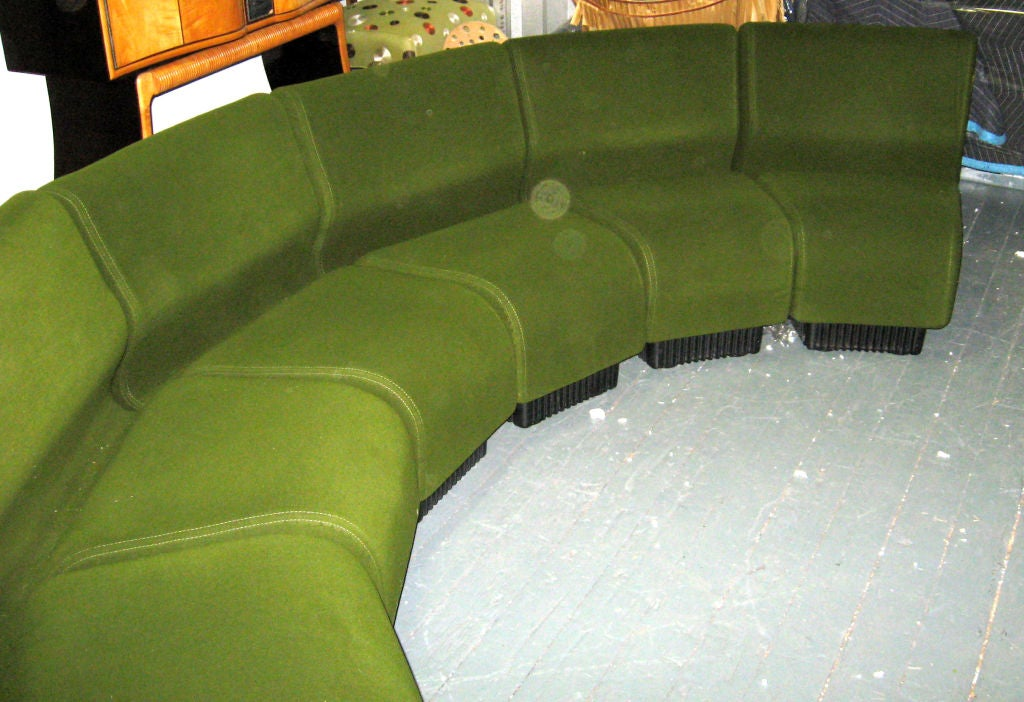 Chadwick For Herman Miller Sectional Sofa With Original