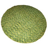Italian wool 50's high pile carpet