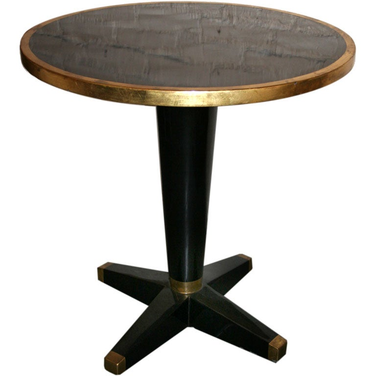 Cocktail Round Table At 1stdibs