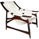 60's  Liceu de Arte Jacaranda Lounge Chair