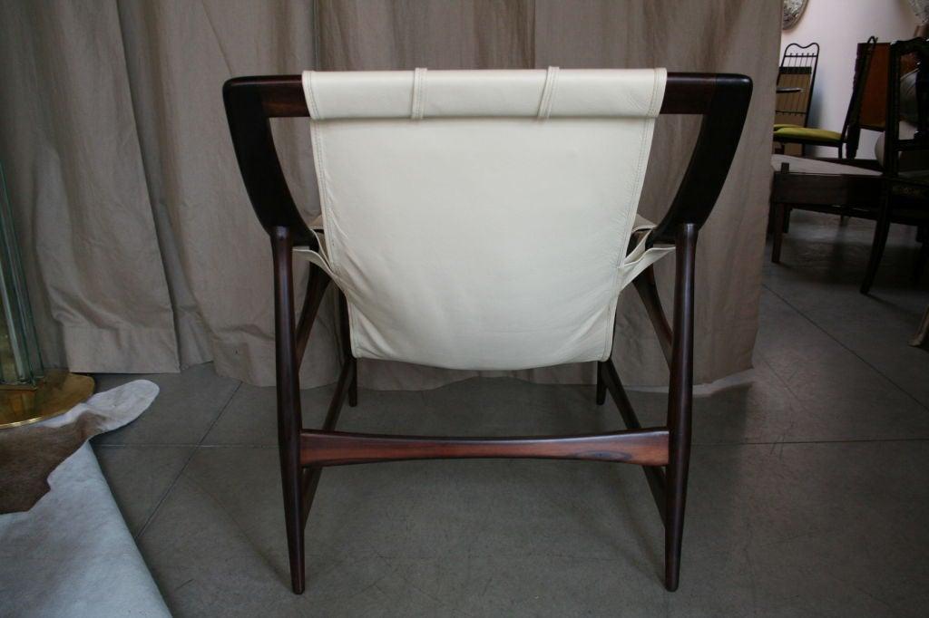 Brazilian 60's  Liceu de Arte Jacaranda Lounge Chair