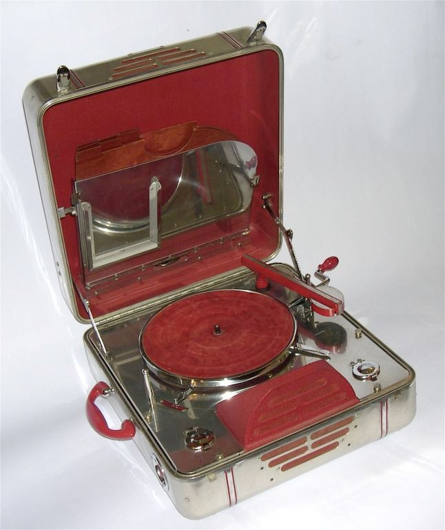 Portable Record Player As Seen On Shark Tank Portable Gas Stove Uk Portable Ssd X5 External Hard Drive Portable Vacuum Ace Hardware: Machine Age RCA Special 78 Portable Record Player By John