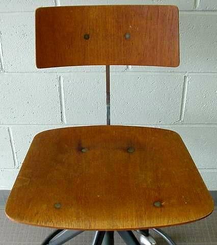 Rare Model Vintage KEVI Chair At 1stdibs