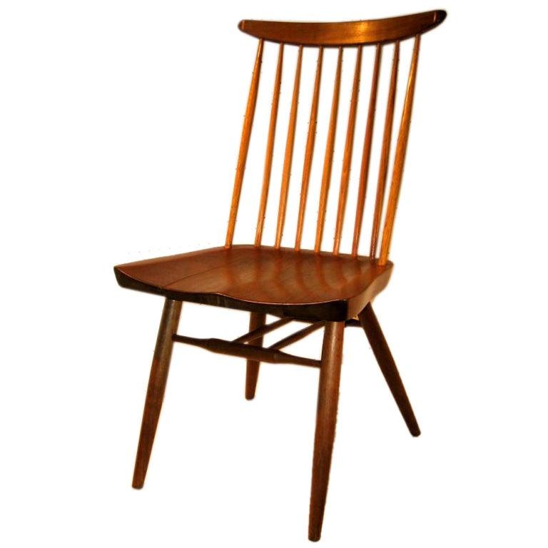 George Nakashima Chair At 1stdibs