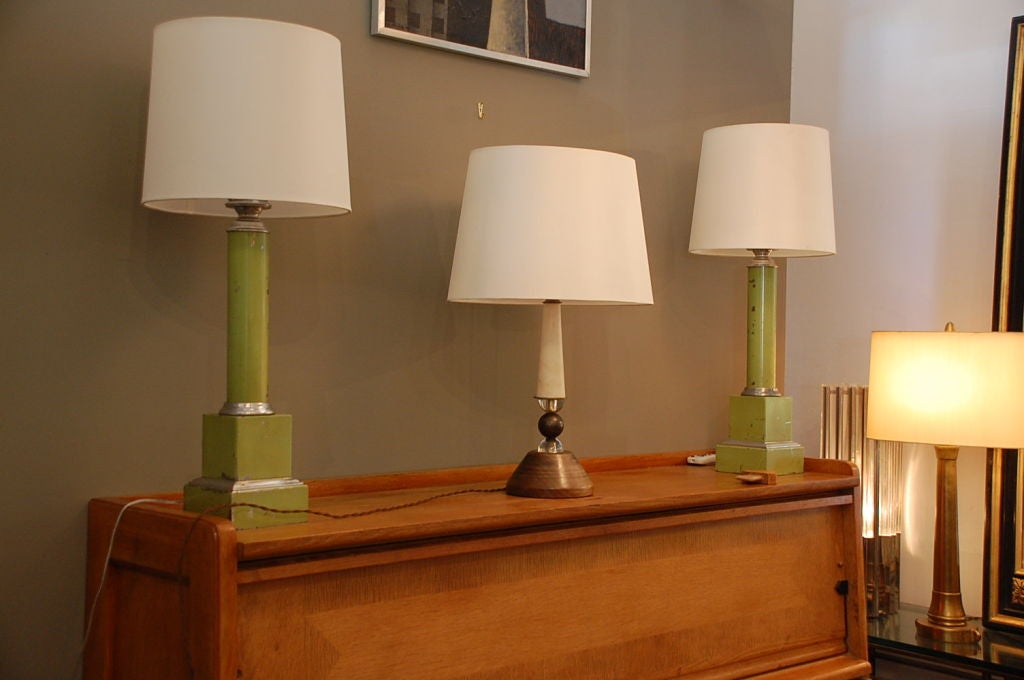 Excellent This Elegant And Simple Gerald Thurston Desk Lamp For Lightolier Is No