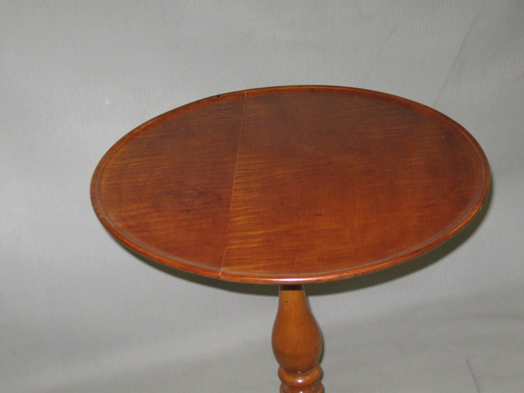 19th century american pedestal table at 1stdibs for Th 37px60b table top stand