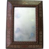 Syrian Inlaid Mirror
