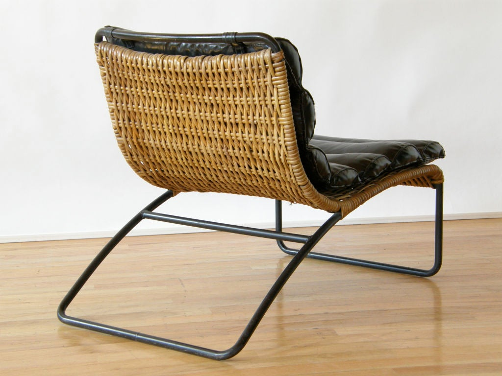 Van Keppel Green Lounge Chair At 1stdibs