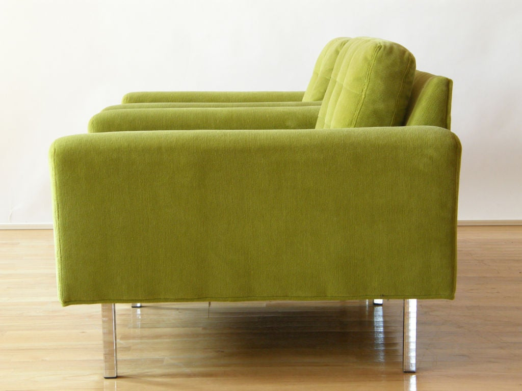 Milo Baughman lounge chairs 4