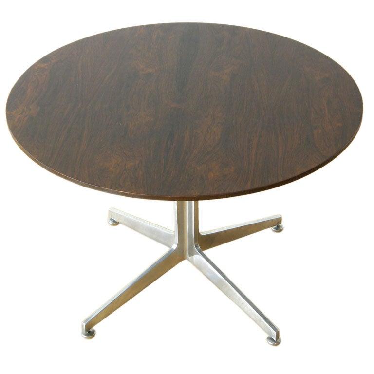 Ward Bennett table for Lehigh