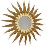 """""""soleil"""" mirror"""