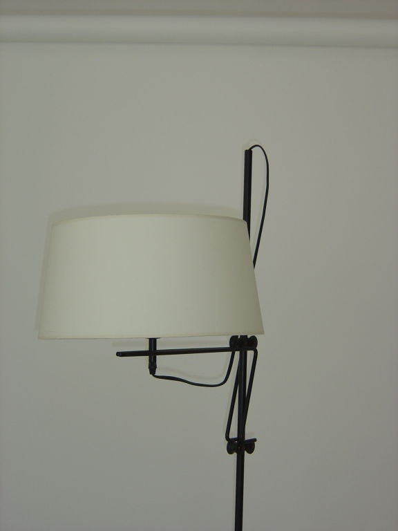 Bd barcelona quottmcquot floor lamp by miguel mila at 1stdibs for Barcelona 3 light floor lamp