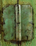 Green Lacquered Cabinet image 7