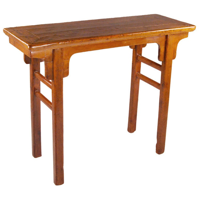 Vintage Burled Cypress Wood Live Edge Side Table At 1stdibs: Altar Table For Sale At 1stdibs