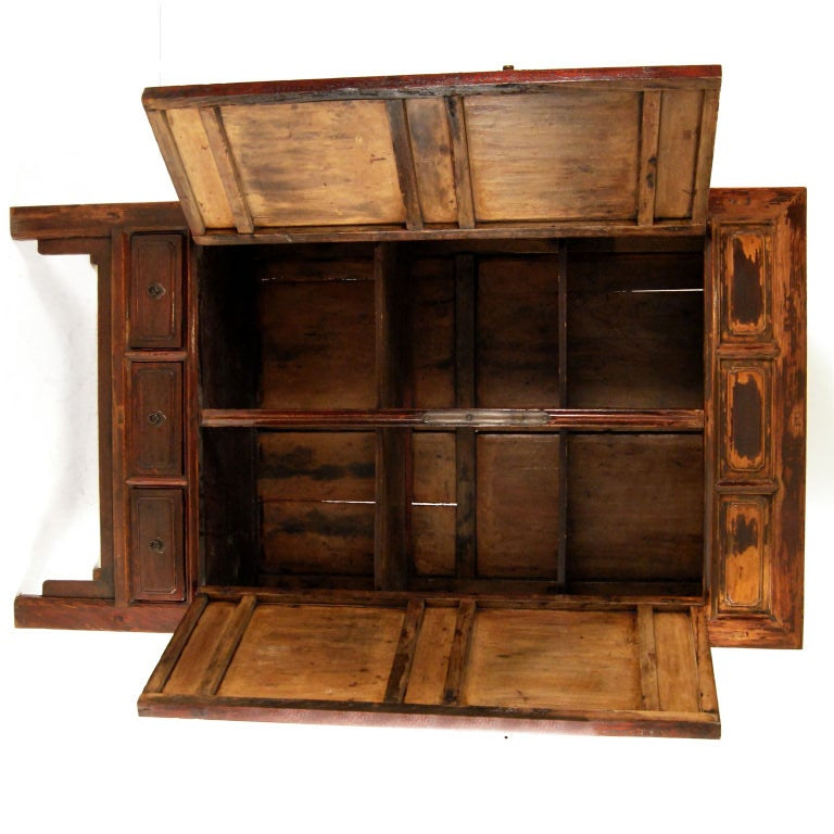 An Early Qing Dynasty Cabinet For Sale At 1stdibs