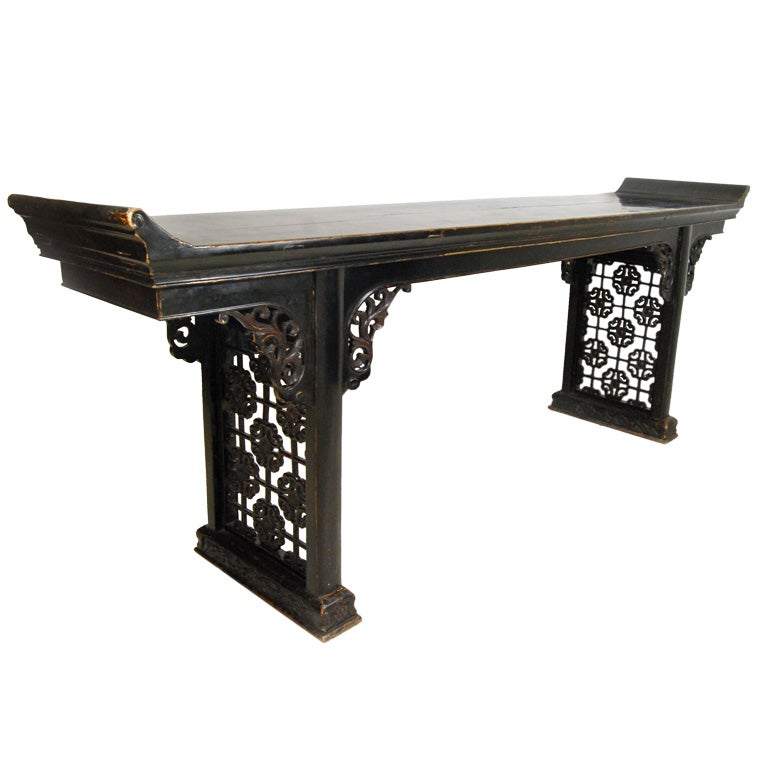 Chinese Console Table At 1stdibs