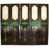 Deco Glass Panels