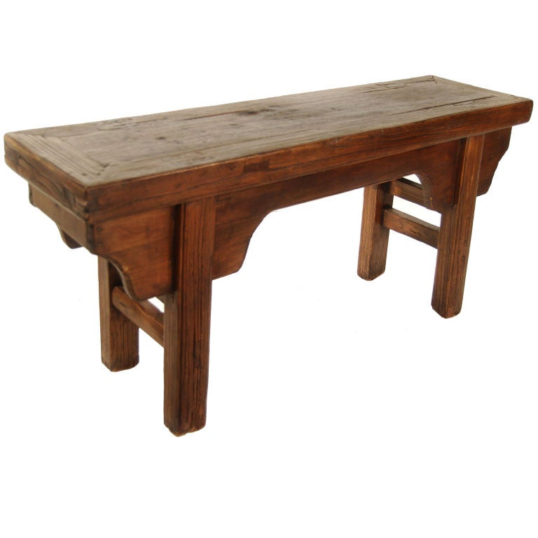 Chinese Bench At 1stdibs