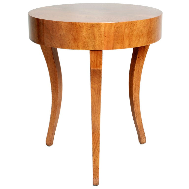 Small Baker Side Table At 1stdibs