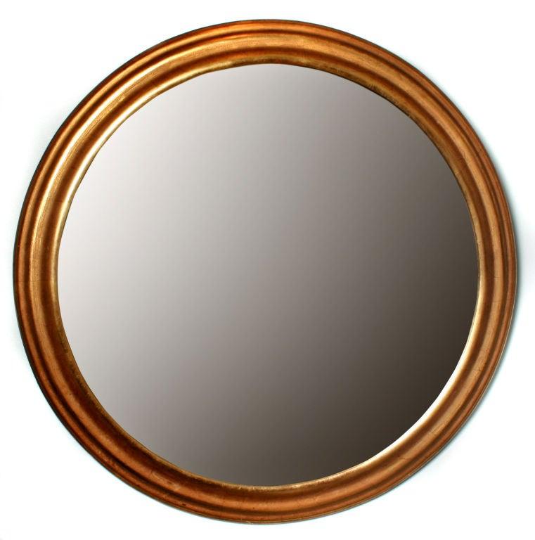 Gold for Elegant mirrors