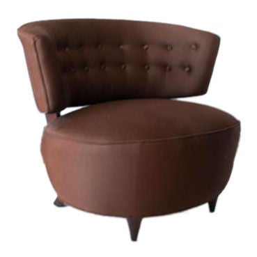 Gilbert Rohde Slipper Chair