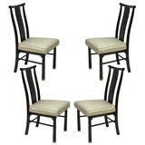 Set of Four Henredon Side Chairs