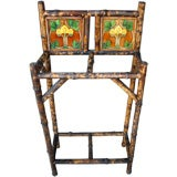 Plant Stand W/ Tiles By William Morris