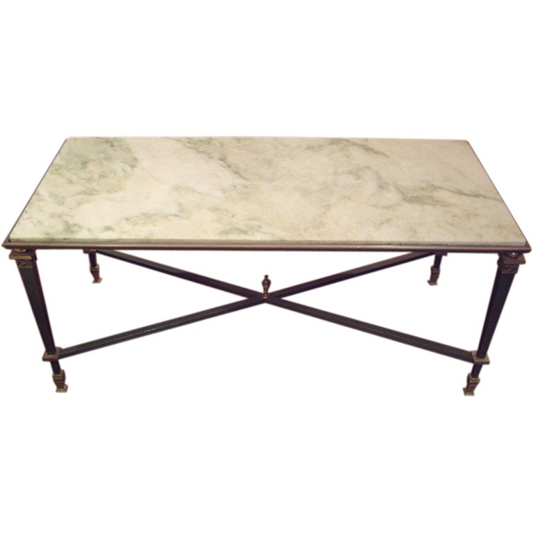 Neo Paradigm Studio: Neo-Classical Style Coffee Table At 1stdibs