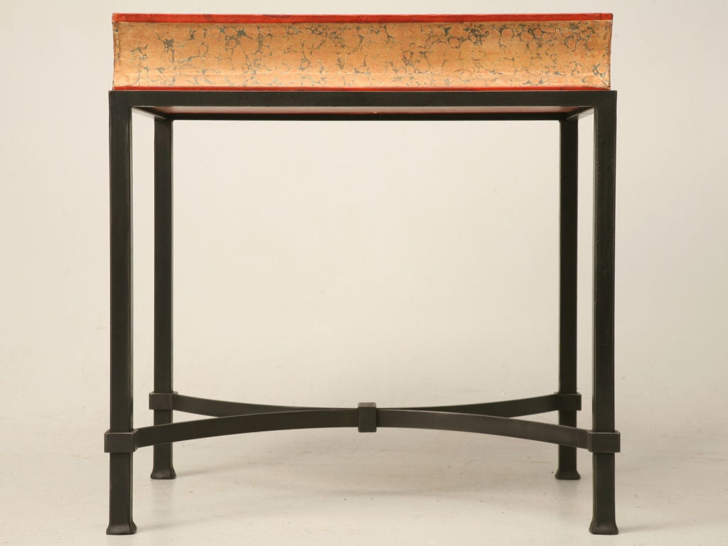 1920 1940 Storage Book End Table At 1stdibs