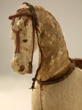 c.1900 Antique English Horse Pull Toy image 3