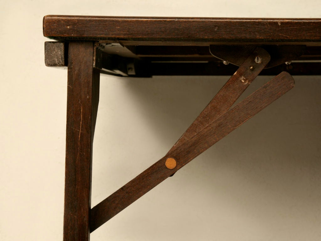 Vintage Folding Table : Sorry, this item from Antiques on Old Plank Road is not available.