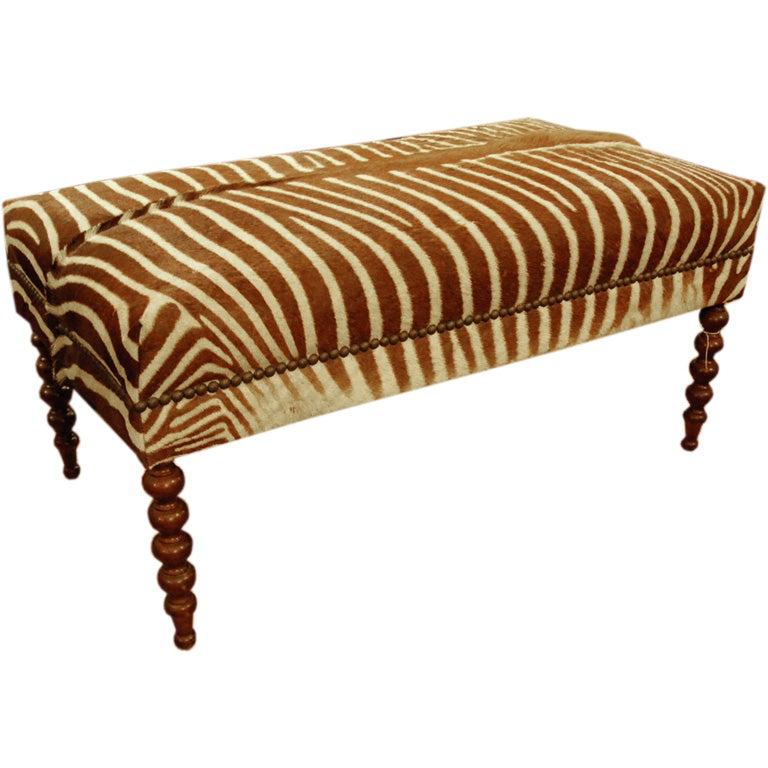 zebra coffee table at 1stdibs. Black Bedroom Furniture Sets. Home Design Ideas