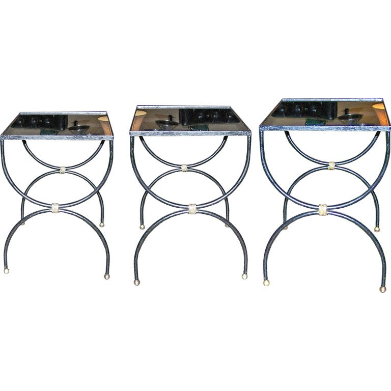 jean royere nesting tables at 1stdibs
