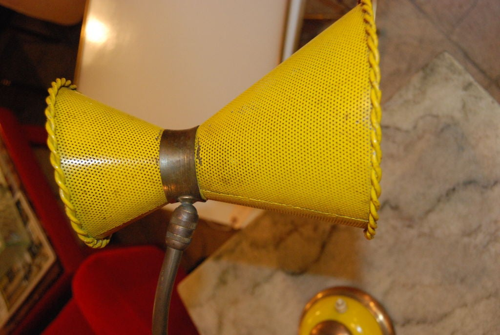 Mid-20th Century 1950s Desk Lamp For Sale