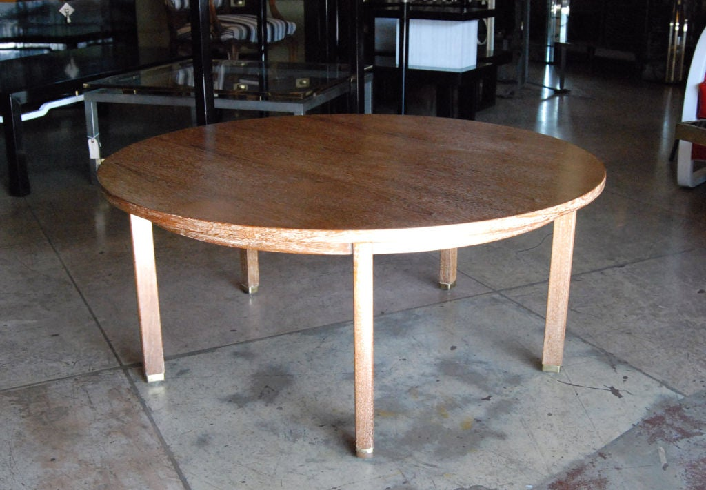Mid-Century Modern Edward Wormley for Dunbar Coffee Table For Sale