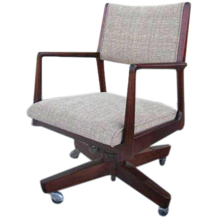 Swivel Office Chair At 1stdibs