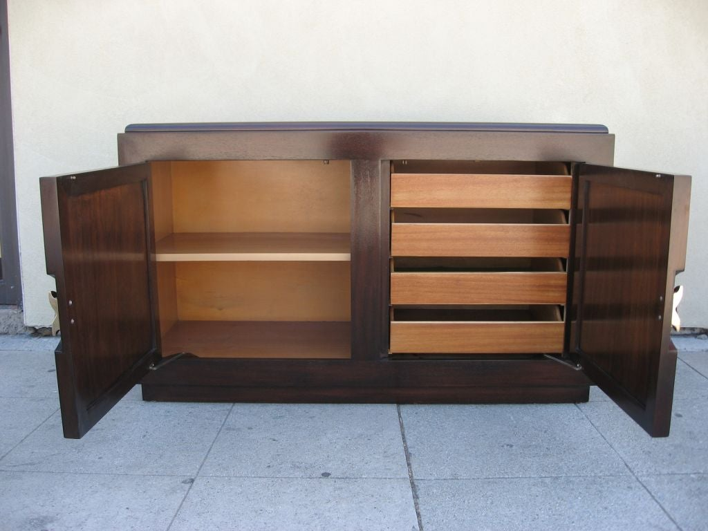 Handsome Cabinet By Paul Laszlo At 1stdibs