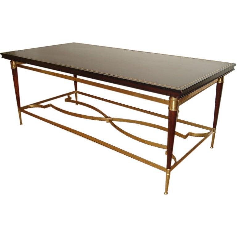 Chic Italian Coffee Table At 1stdibs