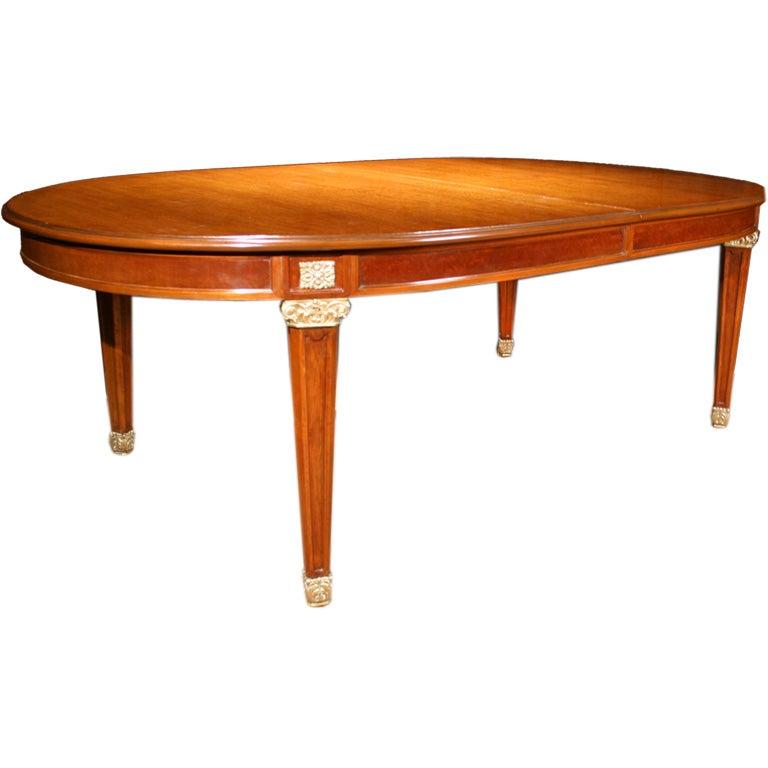 louis xvi dining table